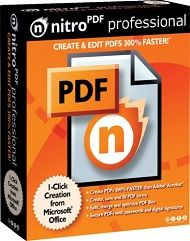 Nitro Pro v9.0.4.5 (x86/x64) Full