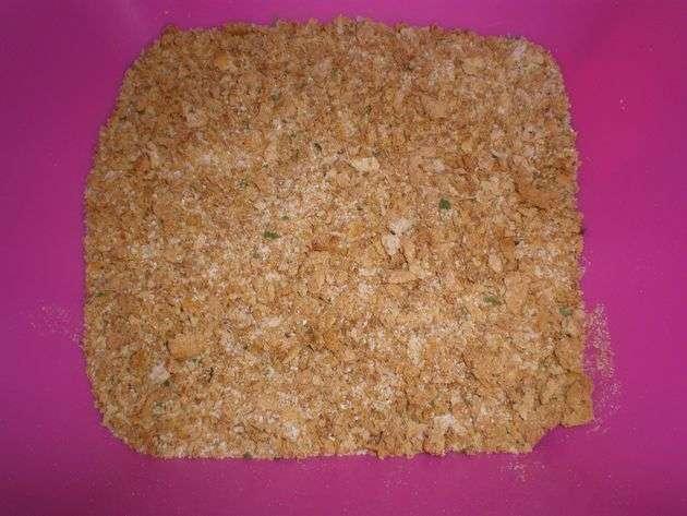 panrallado - Filetes de pavo, rellenos
