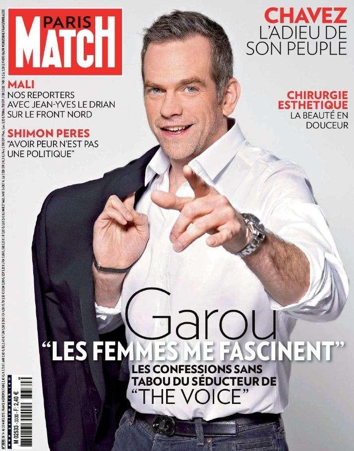 Paris Match N°3330 du 14 au 20 Mars 2013