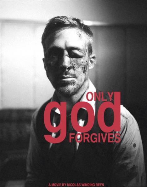 """Only God Forgives"", primo Artwork"