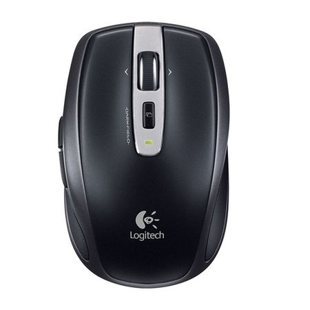 Mouse sem Fio Logitech MX Anywhere - USB 2.4 GHz W