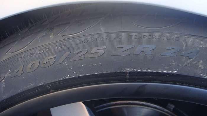 405/25/24 PIRELLI P ZERO NERO TIRE Parts for Sale - DragTimes.com