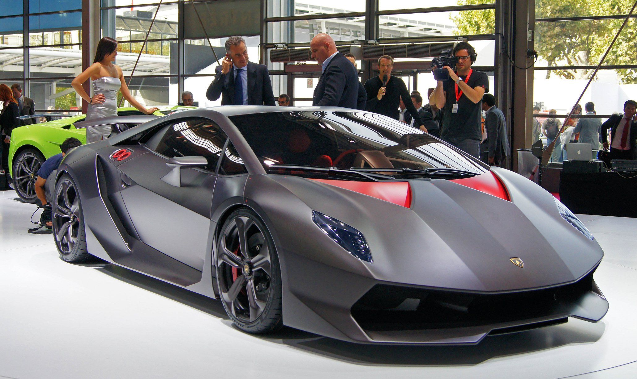 Power Cars Lamborghini Sesto Elemento