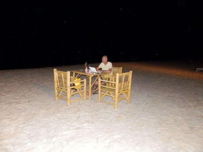 Reiseberichte schreiben macht einsam !!!!