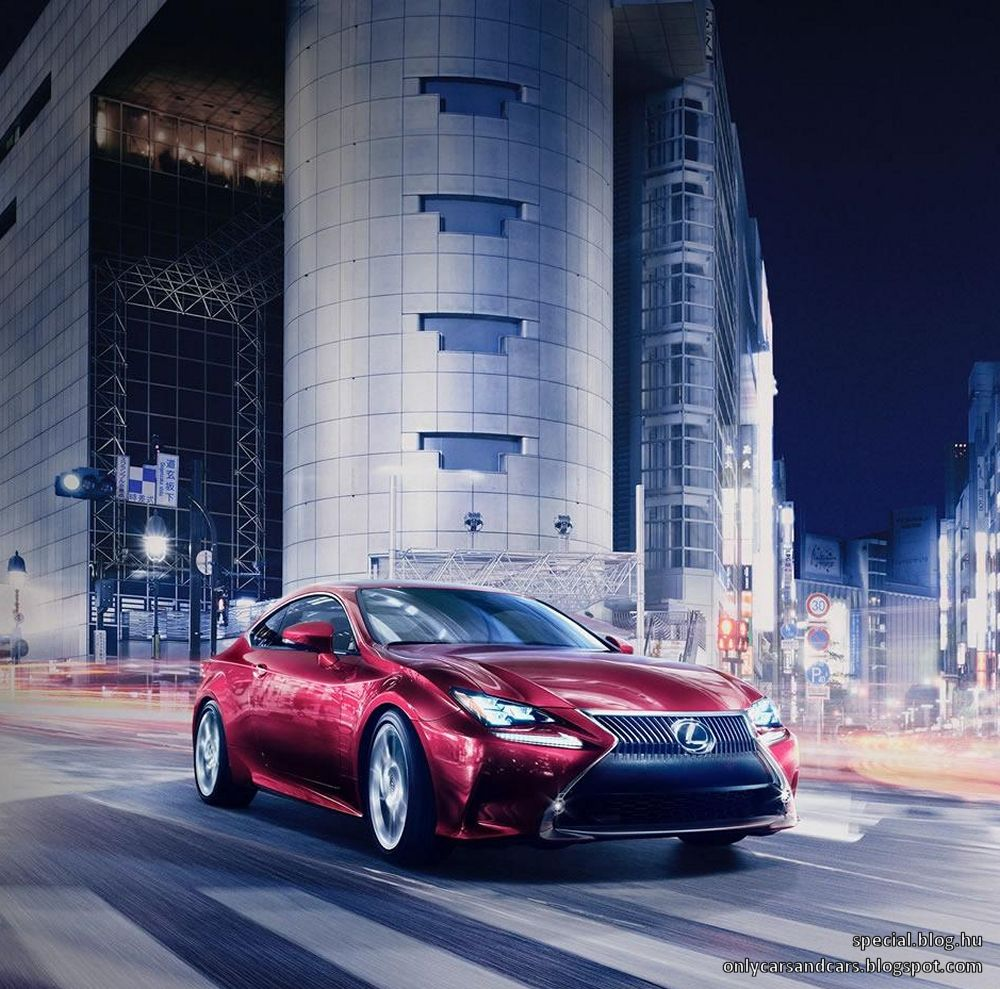 lexus rc 350 only cars and cars. Black Bedroom Furniture Sets. Home Design Ideas