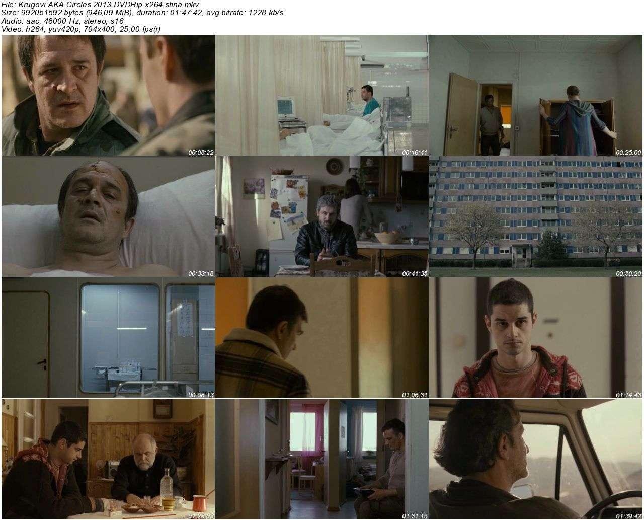Kesişen Hayatlar - 2013 DVDRip x264 - Türkçe Altyazılı Tek Link indir