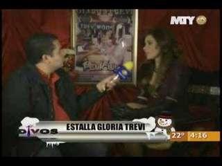 Gloria Trevi no quiere pelicula de su vida